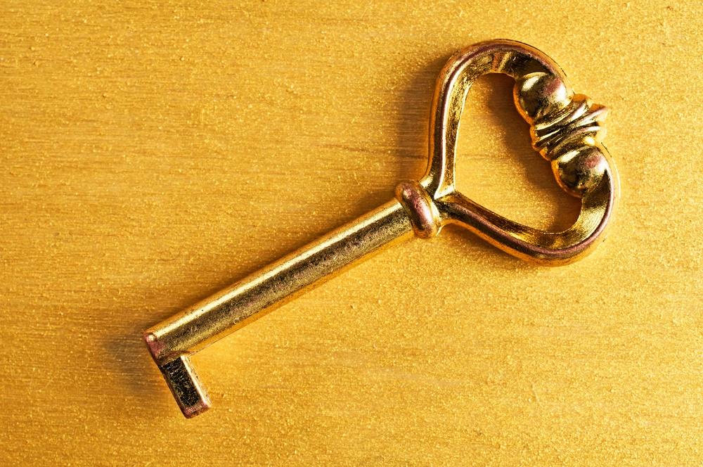 o que significa sonhar com chave