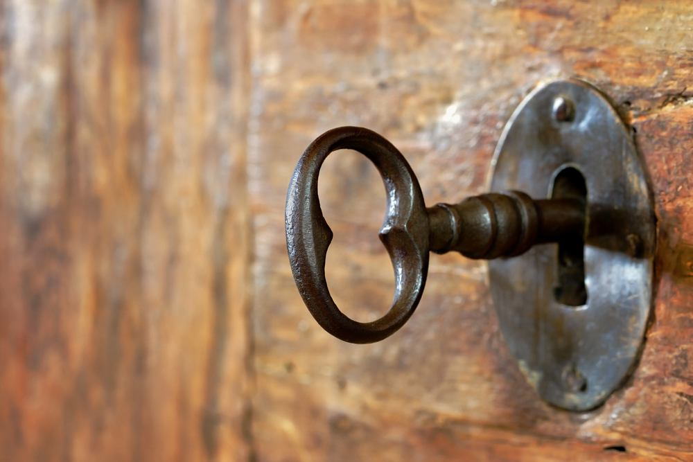 sonhar com chaves