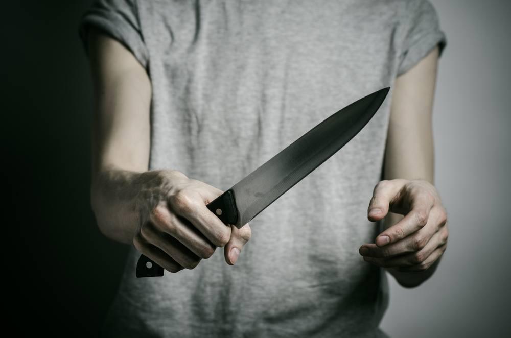 sonhar com faca