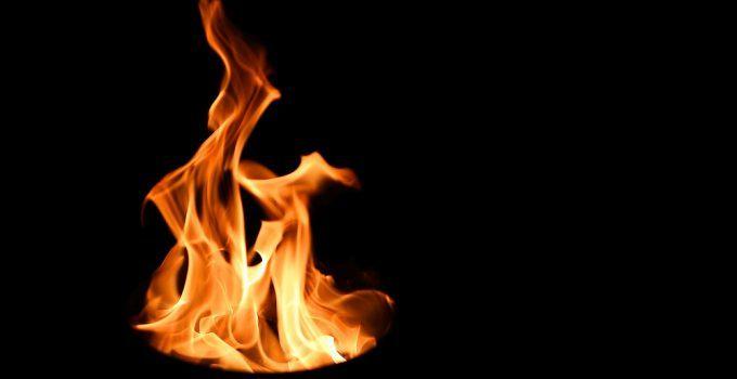 Sonhar com fogo