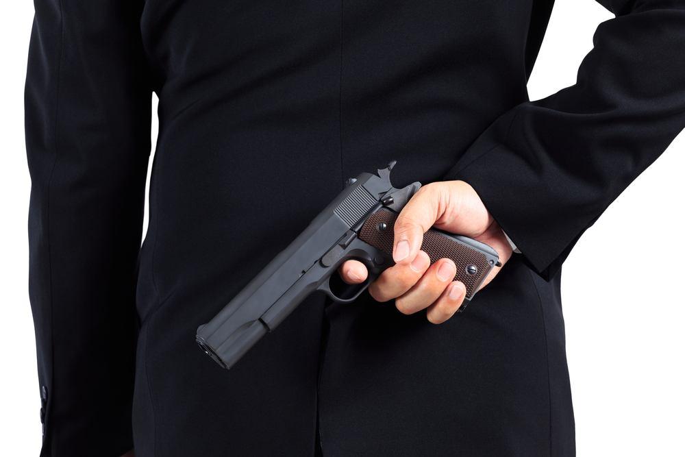 o que significa sonhar com arma
