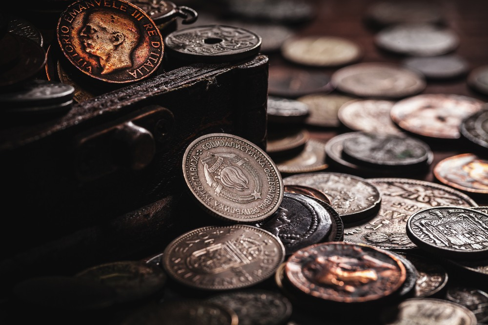 o que significa sonhar com moedas