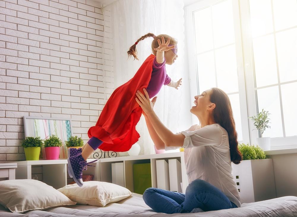 sonhar com a mãe