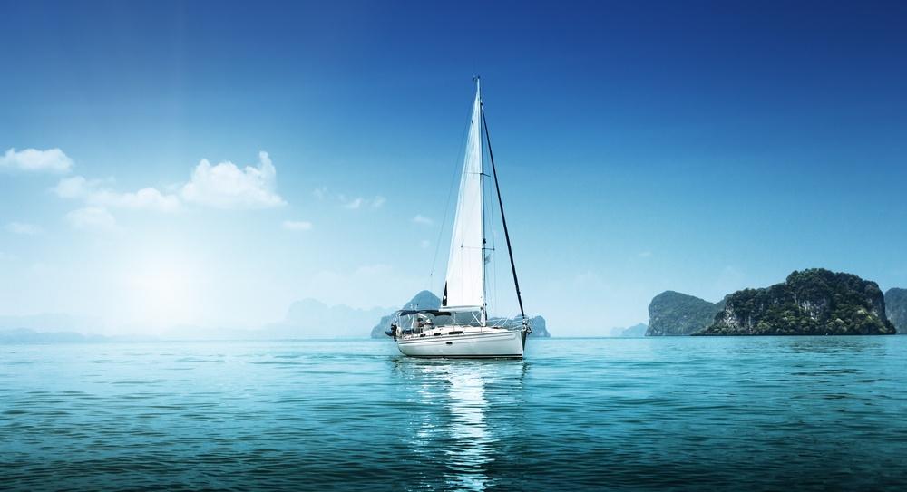 sonhar com barco à vela