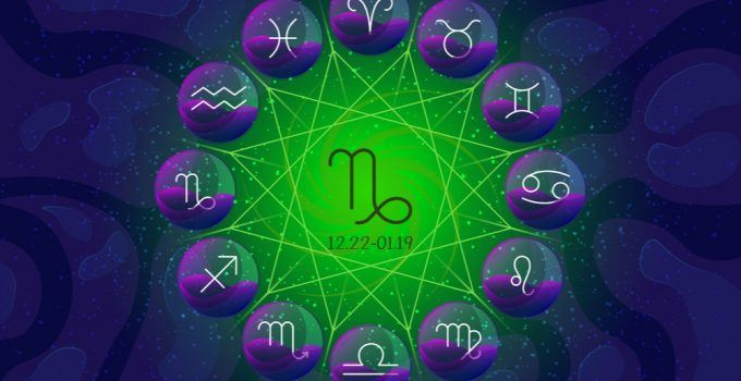 signo de capricórnio no mapa astral