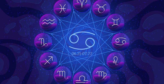 signo de câncer no mapa astral
