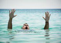 sonhar com afogamento
