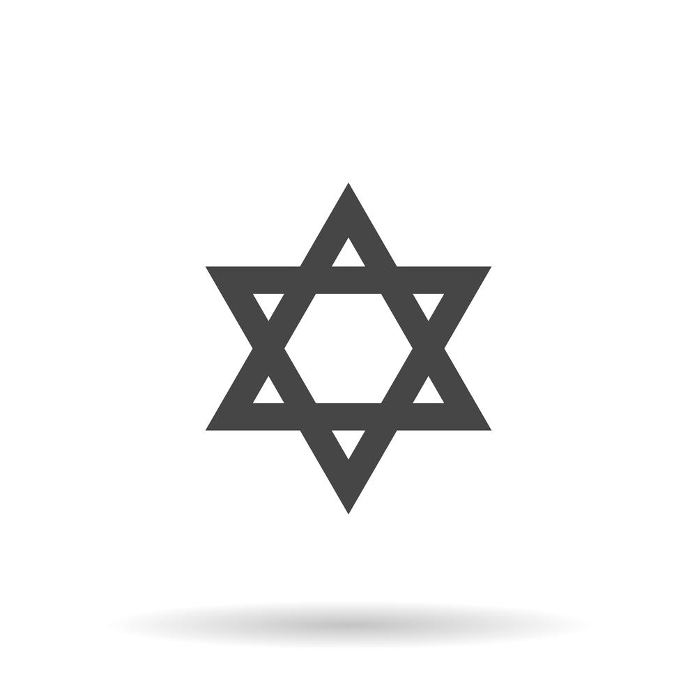 estrela de davi símbolo