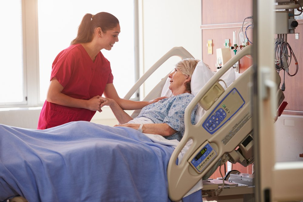 sonhar com internação no hospital