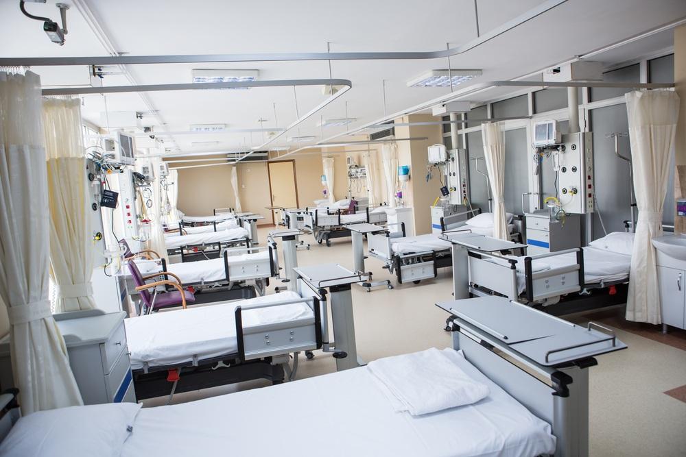sonhar com hospital vazio