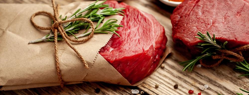 sonhar com carne crua fresca