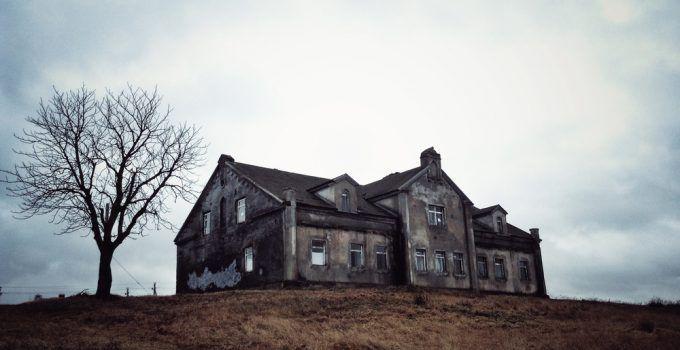sonhar que vê uma casa velha