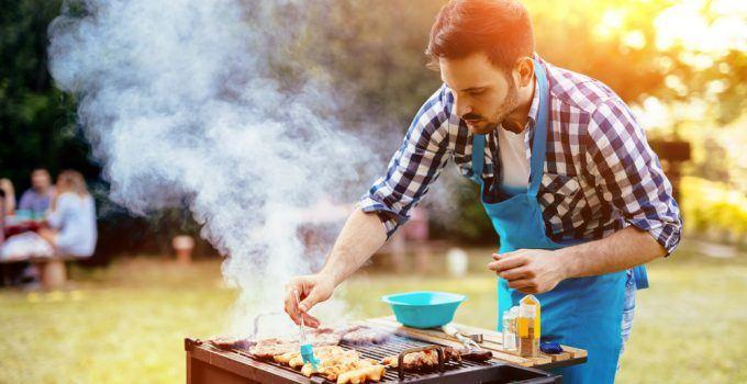 sonhar que prepara churrasco