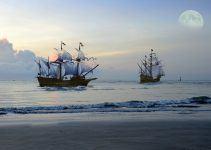 sonhar com navio ancorado