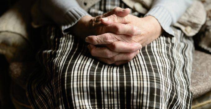 sonho com avó falecida