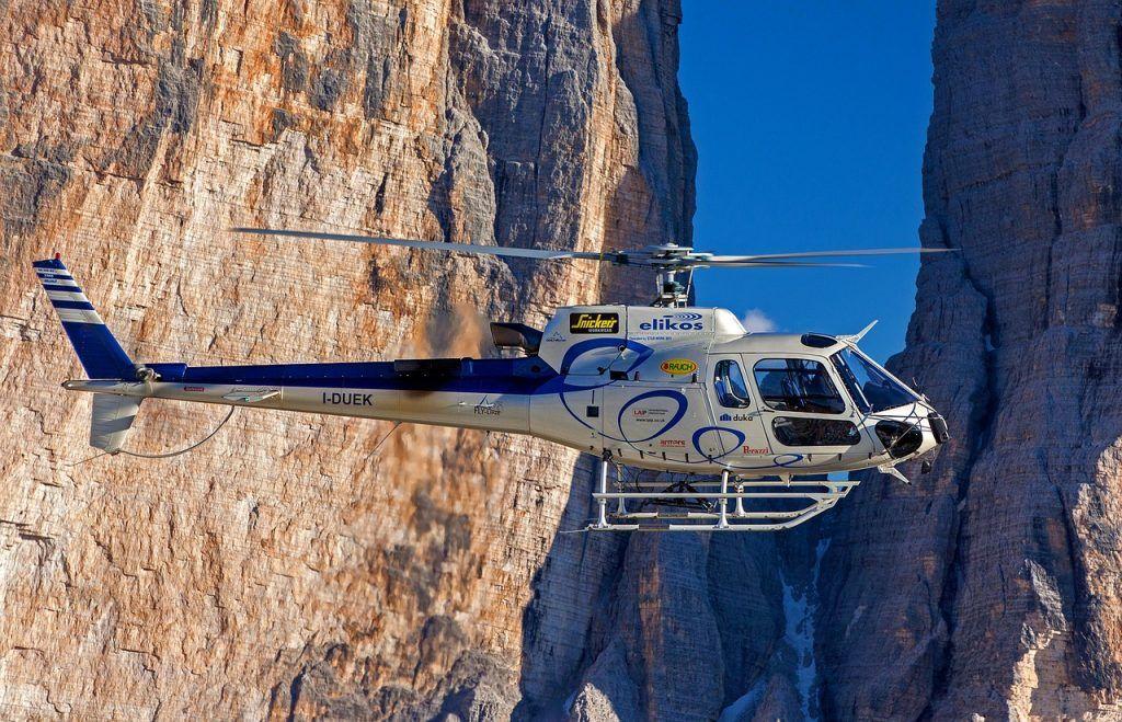 sonhar que pilota helicóptero