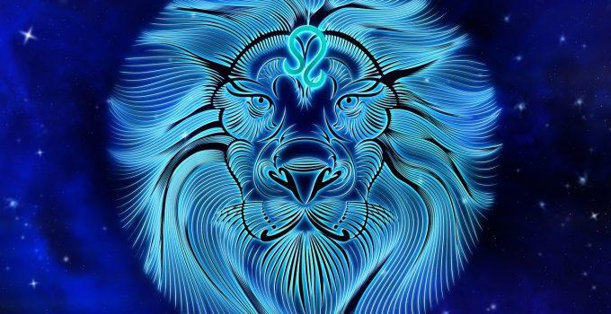 leão no mapa astral