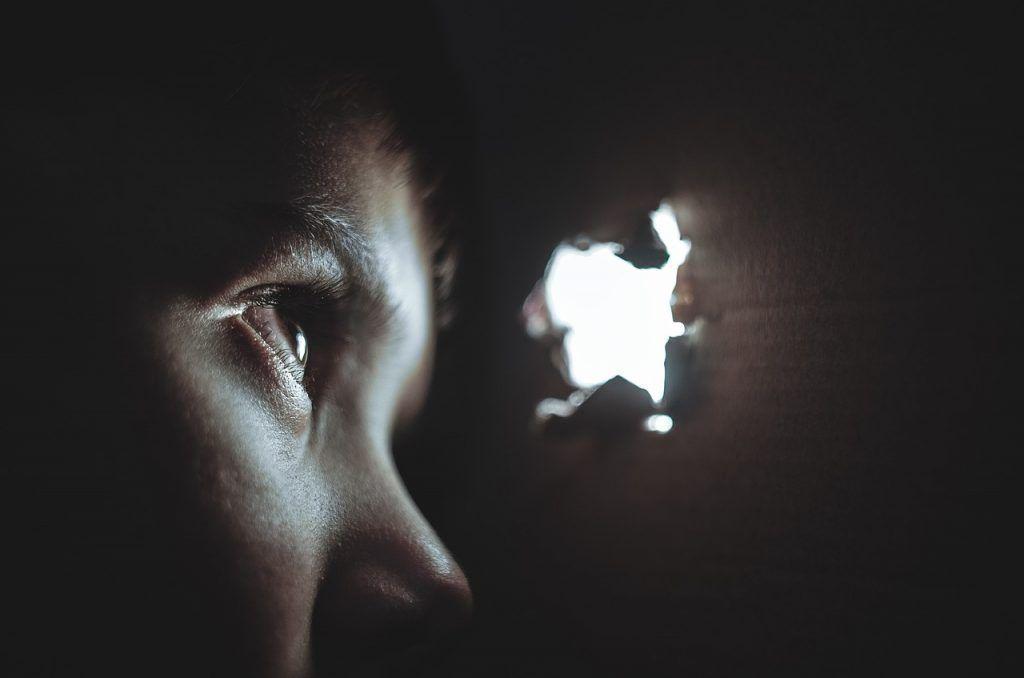 sonhar que sente medo
