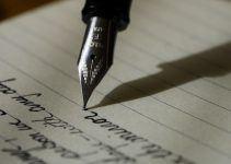 sonhar que escreve uma carta