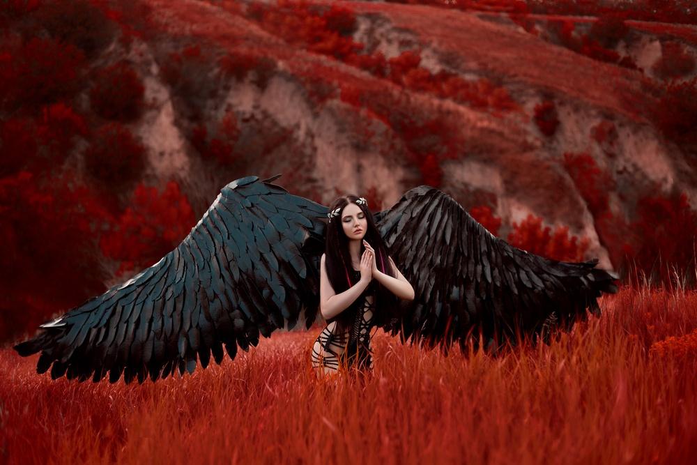 sonhar com anjo da morte