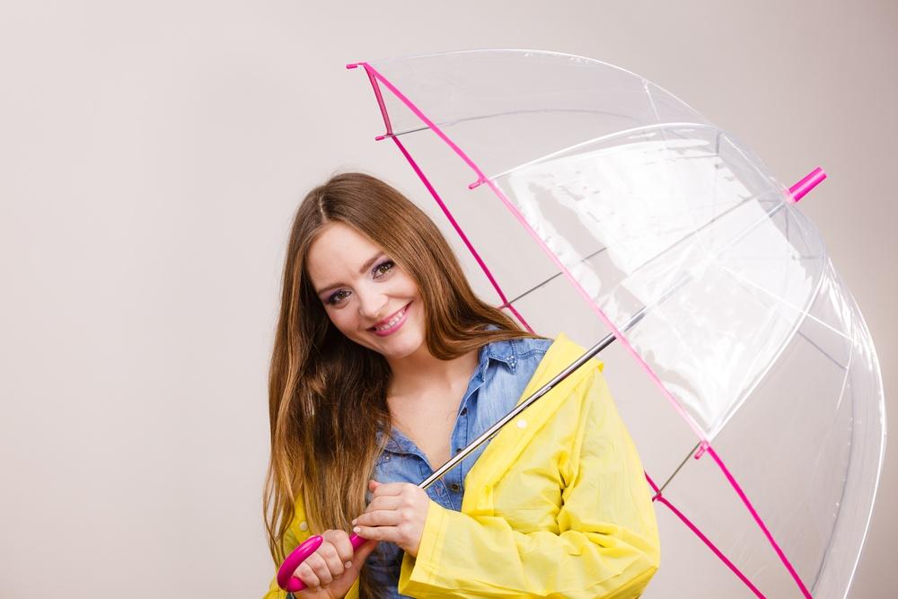 Sonhar que abre um guarda-chuva