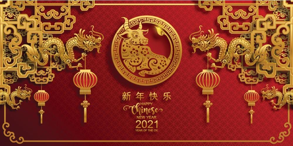 Boi no horóscopo chinês
