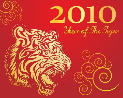 Tigre no horóscopo chinês