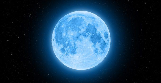 A influência da Lua em cada signo