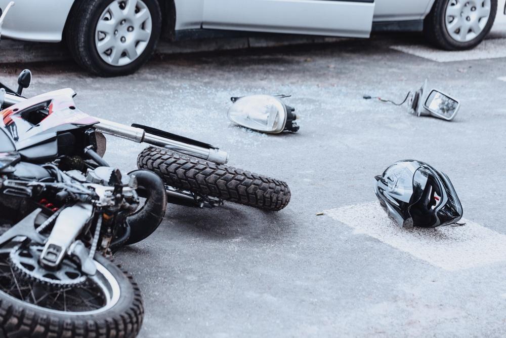 Sonhar que vê um acidente de moto
