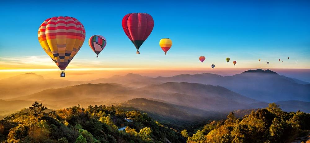 O que significa sonhar com balão?