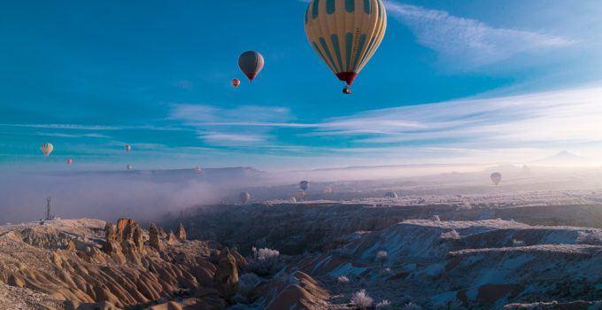 Sonhar que vê um balão