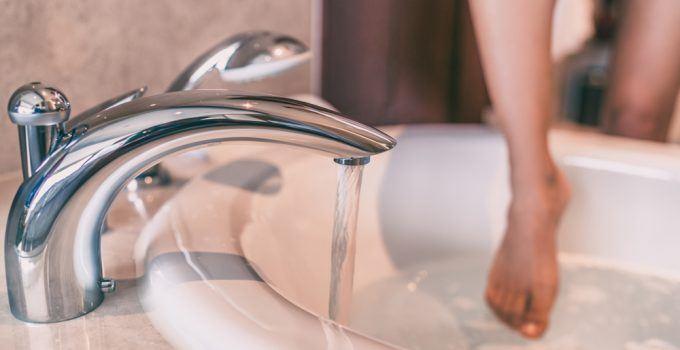 O que significa sonhar com banho?