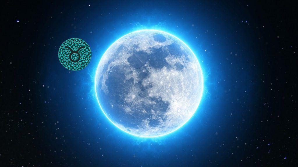 Características da lua em touro