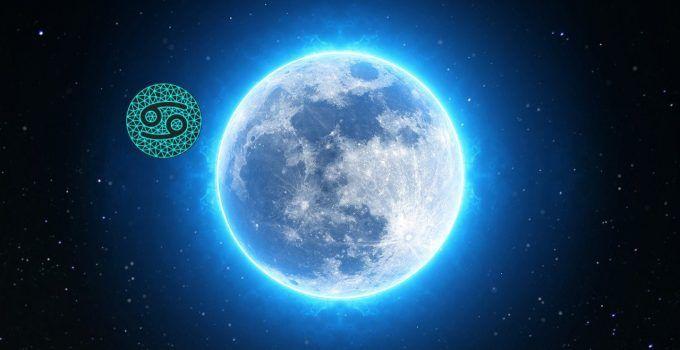 características da lua em câncer