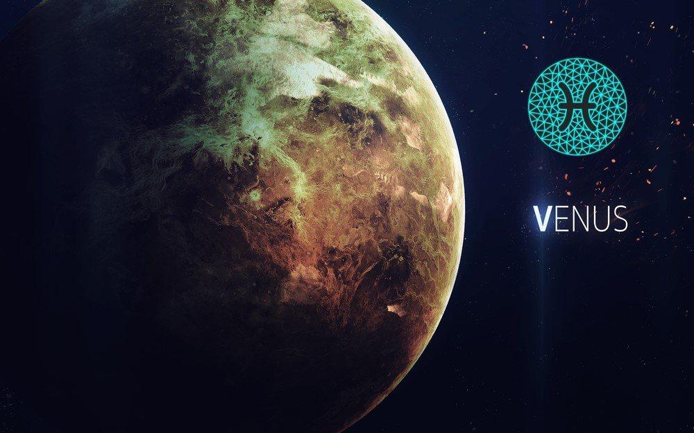 características de vênus em peixes