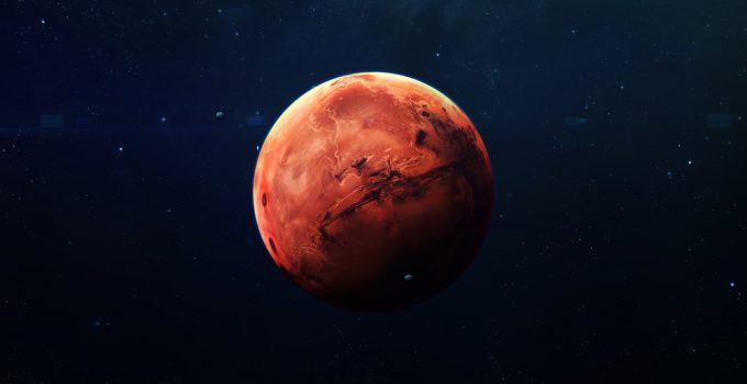 Características de Marte nos signos
