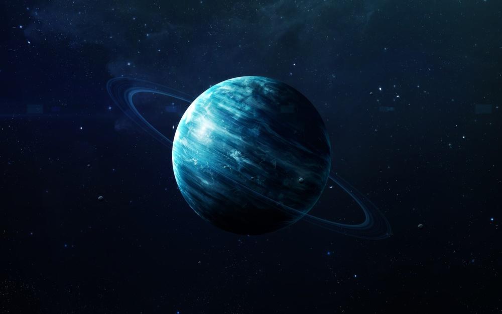 Características de Urano nos signos
