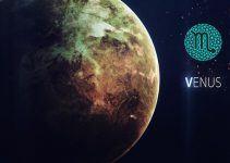 características de vênus em escorpião