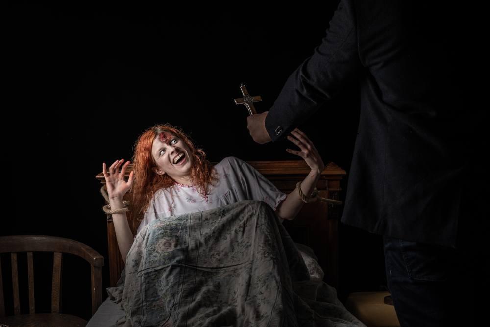 O que significa sonhar com exorcismo?