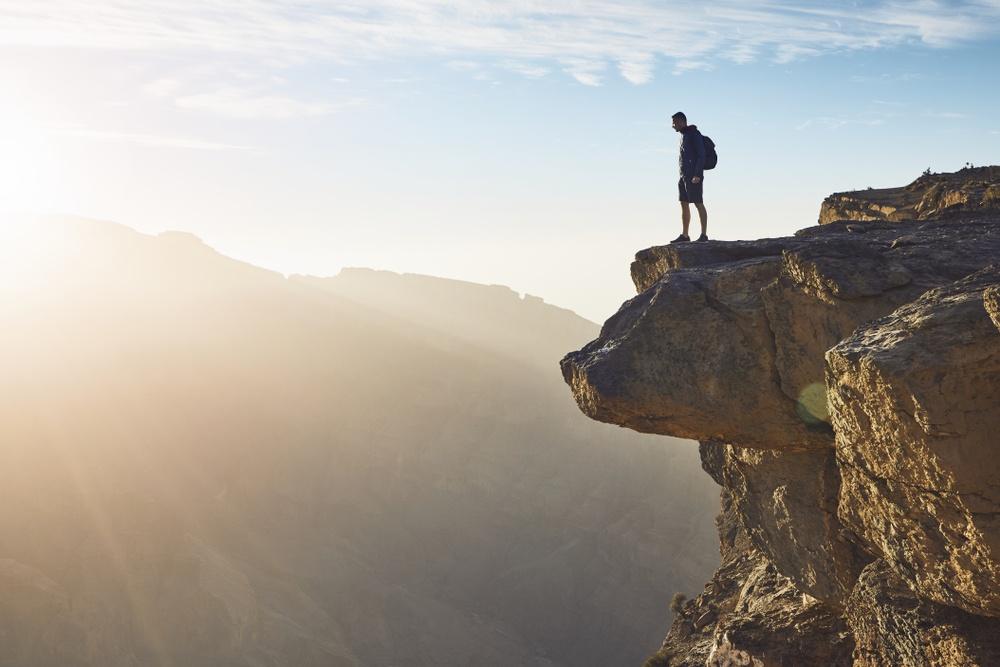 O que significa sonhar com montanha?