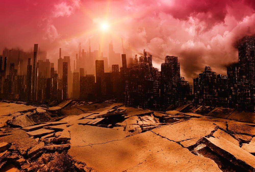 O que significa sonhar com terremoto?