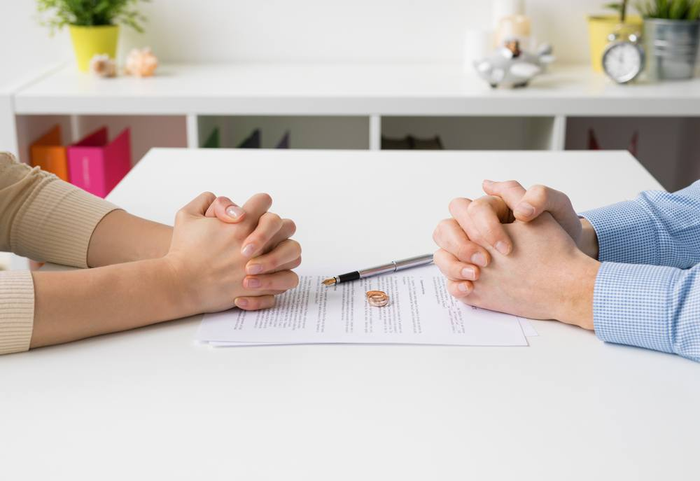 O que significa sonhar com divórcio?