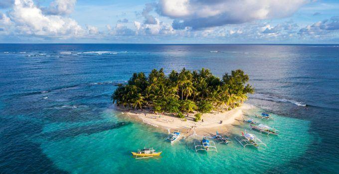O que significa sonhar com ilha?