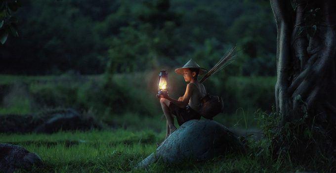 O que significa sonhar com lanterna?