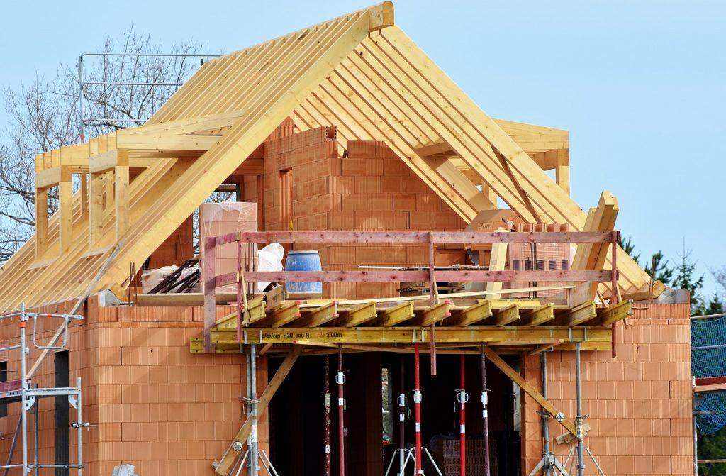 O que significa sonhar com casa em construção?