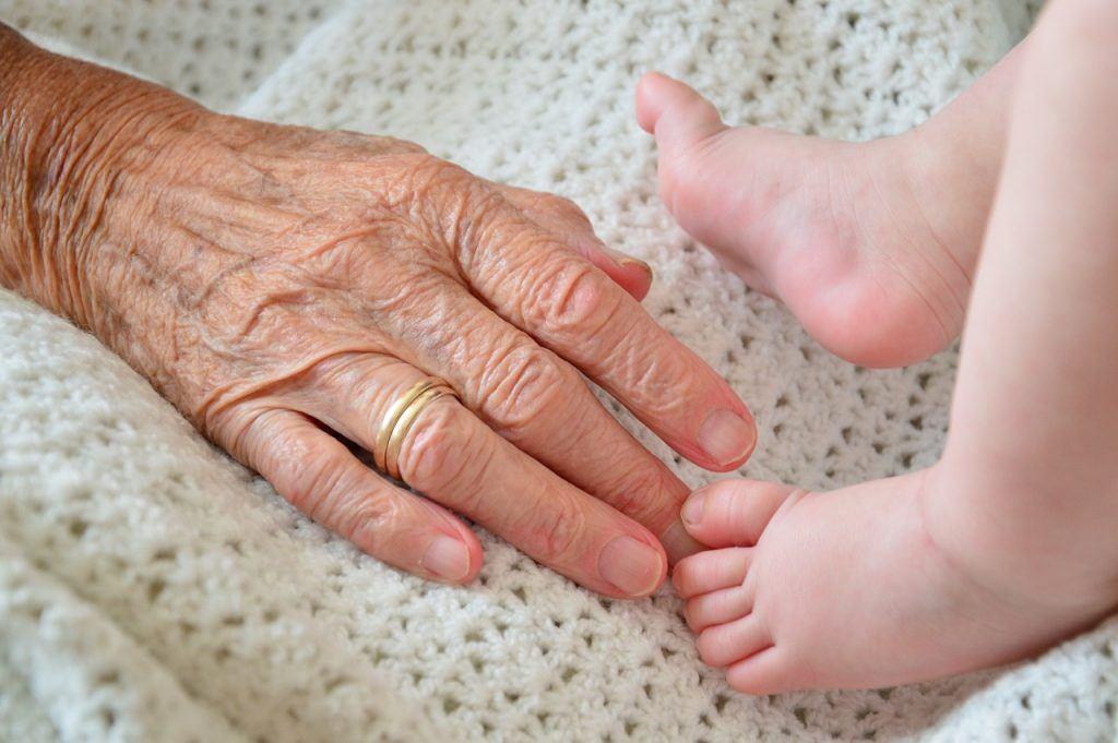 O que significa sonhar com avó?