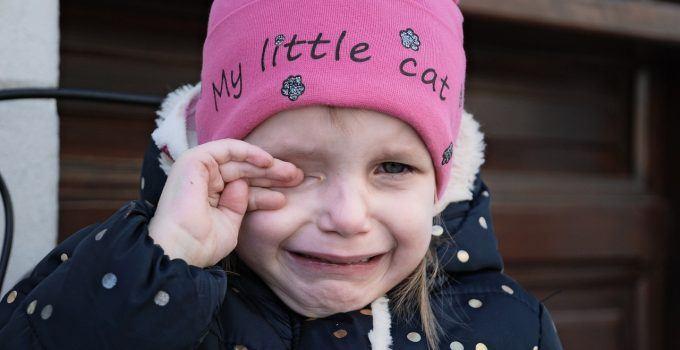 O que significa sonhar com criança chorando?