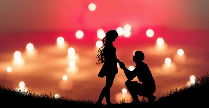 O que significa sonhar com pedido de casamento?