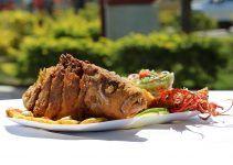 O que significa sonhar com peixe frito?