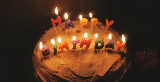O que significa sonhar com festa de aniversário?